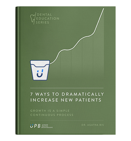 7 Ways To Dramatically Increase New Patients - Book